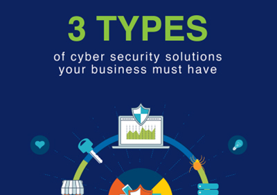 3 Types of Cybersecurity
